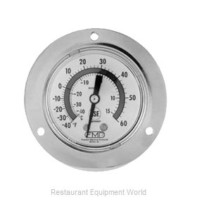 FMP 138-1017 Thermometer, Refrig/Freezer
