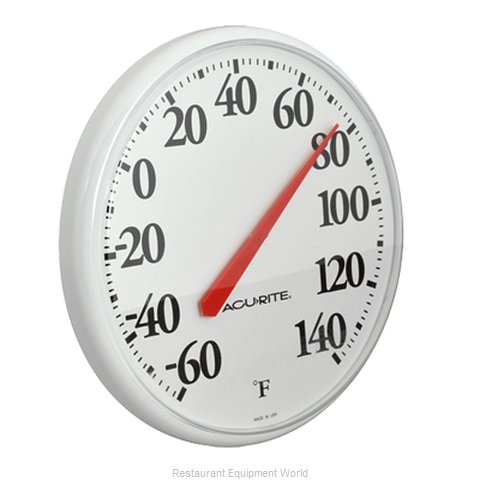 Franklin Machine Products 138-1052 Thermometer, Window Wall