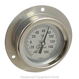 Franklin Machine Products 138-1058 Thermometer, Refrig Freezer