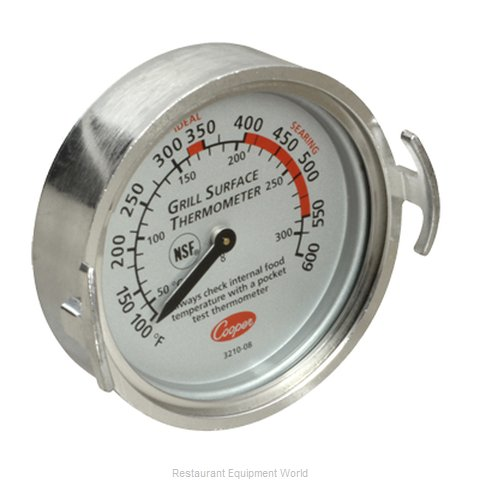 Franklin Machine Products 138-1062 Thermometer, Grill
