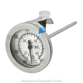 Franklin Machine Products 138-1067 Thermometer, Deep Fry / Candy