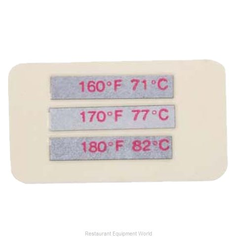 Franklin Machine Products 138-1242 Identification Label