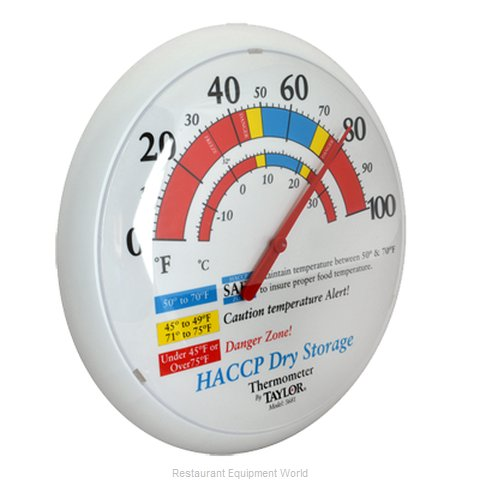 Franklin Machine Products 138-1312 Thermometer, Window Wall