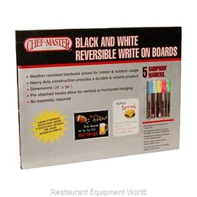 Franklin Machine Products 139-1133 Write-On Board