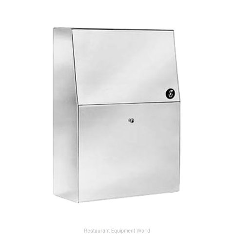 Franklin Machine Products 141-1076 Sanitary Napkin Receptacle