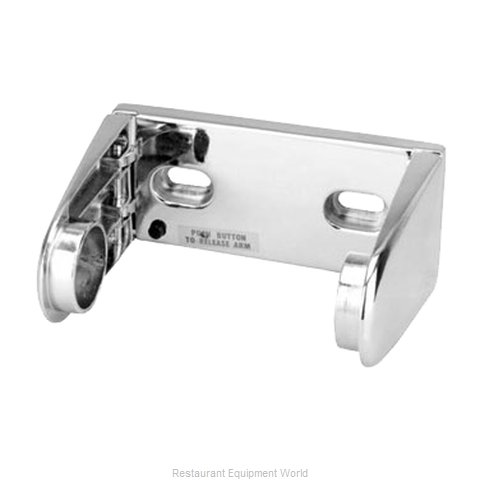 Franklin Machine Products 141-1077 Toilet Tissue Dispenser (Magnified)