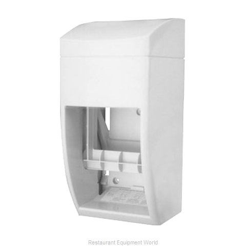 Franklin Machine Products 141-1164 Toilet Tissue Dispenser (Magnified)