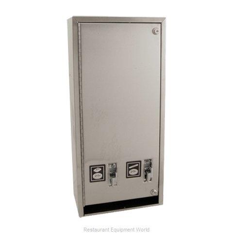 Franklin Machine Products 141-2000 Sanitary Napkin Dispenser