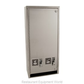 Franklin Machine Products 141-2000 Sanitary Napkin Dispenser