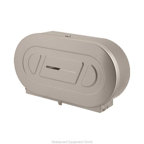 Franklin Machine Products 141-2015 Toilet Tissue Dispenser (Magnified)