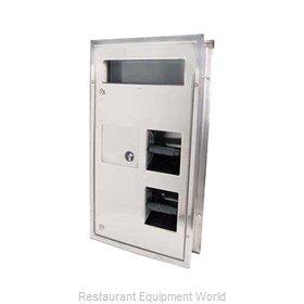 Franklin Machine Products 141-2081 Toilet Tissue Dispenser