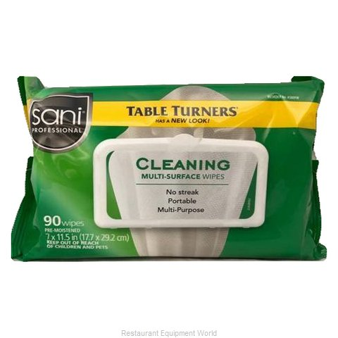 Franklin Machine Products 141-2133 Cleaning Cloth / Wipes