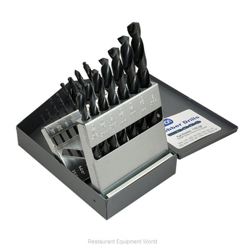 FMP 142-1110 Drill Bit Set (Magnified)