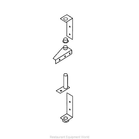 Franklin Machine Products 145-1020 Hinge