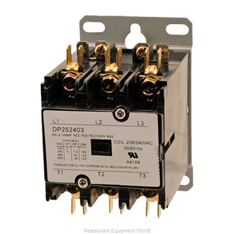 Franklin Machine Products 149-1001 Electrical Contactor