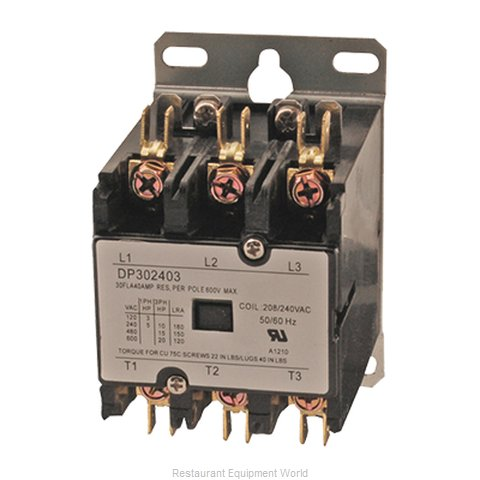 FMP 149-1004 Contactor (Magnified)