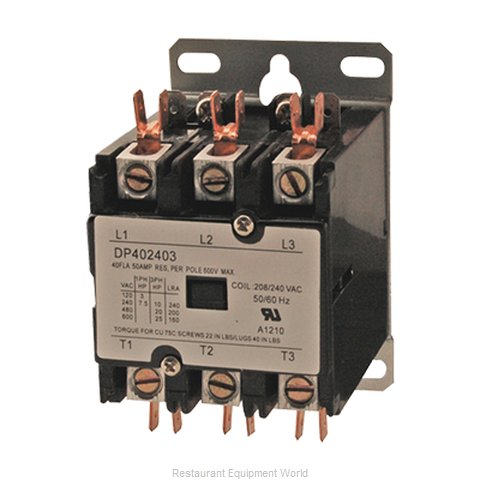 FMP 149-1007 Contactor (Magnified)