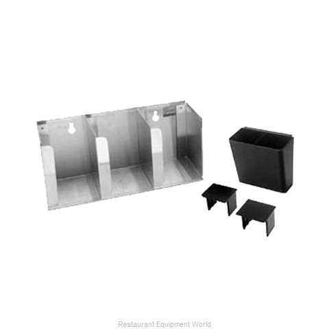 FMP 150-2012 Lid Dispenser Countertop (Magnified)