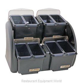 Franklin Machine Products 150-6079 Condiment Organizer Bin Rack