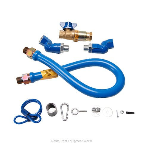 Franklin Machine Products 157-1084 Gas Connector Hose Kit