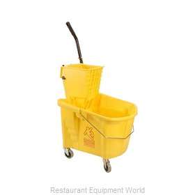 Franklin Machine Products 159-1146 Mop Bucket Wringer Combination