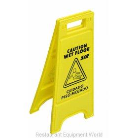 Franklin Machine Products 159-1213 Sign, Wet Floor