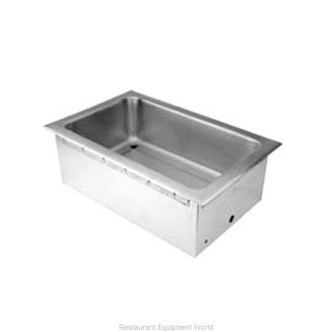 FMP 160-1219 Hot Food Well Unit Electric Drop-In Top Mou
