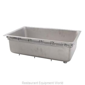Franklin Machine Products 160-1288 Hot / Cold Food Well, Drop-In