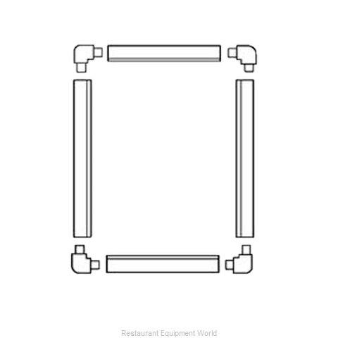 FMP 167-1010 Gasket Misc (Magnified)
