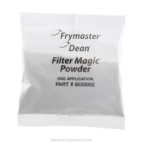 Franklin Machine Products 168-1206 Fryer Filter Powder (Magnified)