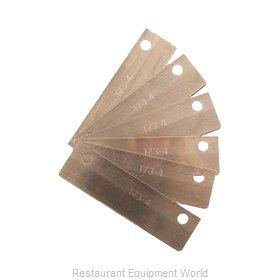 Franklin Machine Products 171-1232 Grill Scraper Blade