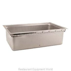 Franklin Machine Products 173-1125 Hot / Cold Food Well, Drop-In