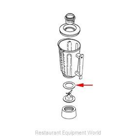 Franklin Machine Products 176-1042 Blender, Parts & Accessories