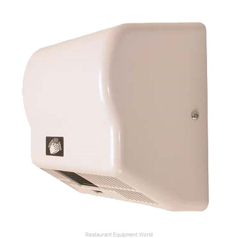 Franklin Machine Products 181-1039 Hand Dryer (Magnified)