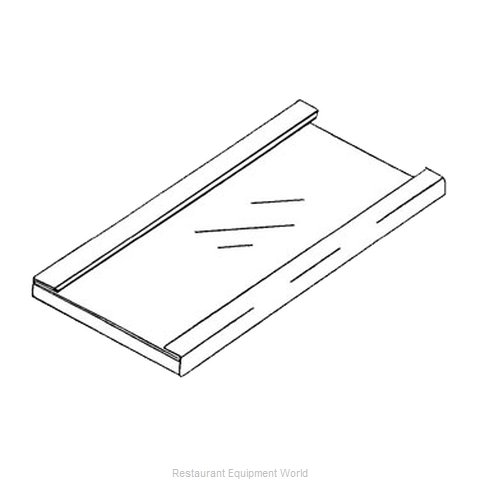 FMP 188-1185 French Fry Potato Cutter Parts