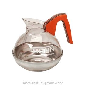FMP 190-1109 Coffee Decanter Glass