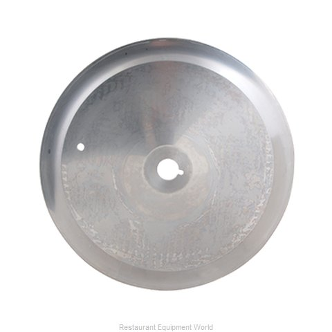 Franklin Machine Products 191-1002 Food Processor, Slicing Disc Plate