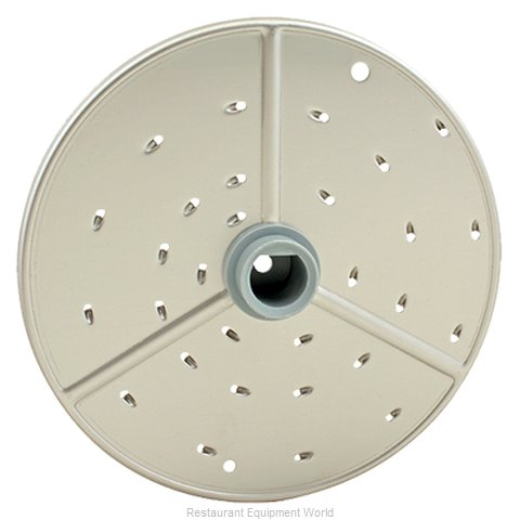 Franklin Machine Products 206-1030 Food Processor, Shredding / Grating Disc Plat (Magnified)