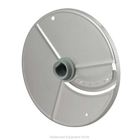 Franklin Machine Products 206-1033 Food Processor, Slicing Disc Plate