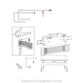Franklin Machine Products 215-1016 Slicer, Tomato Parts & Accessories