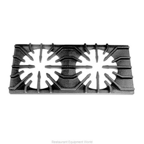 FMP 220-1380 Range Top Grate (Magnified)