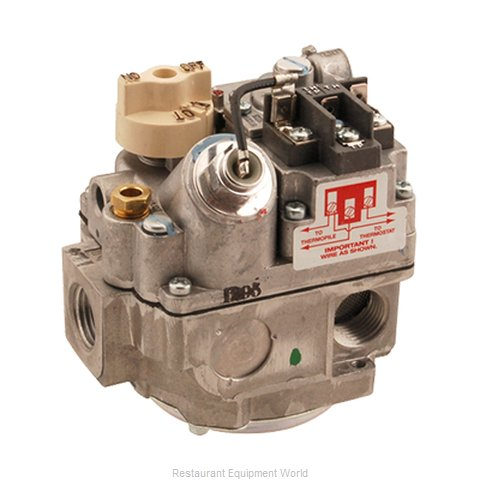 Franklin Machine Products 228-1206 Gas Valve (Magnified)