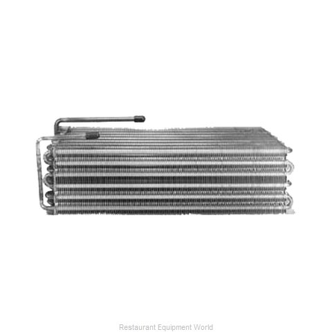 FMP 232-1012 Evaporator Coil (Magnified)