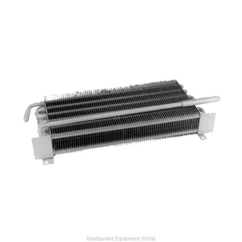 FMP 235-1007 Evaporator Coil (Magnified)