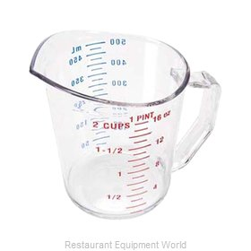 Franklin Machine Products 247-1082 Measuring Cups