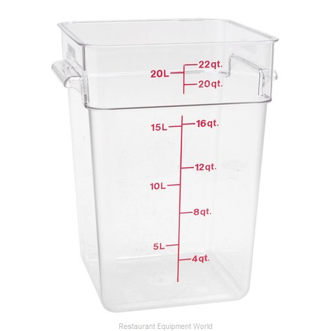 Franklin Machine Products 247-1137 Food Storage Container, Square