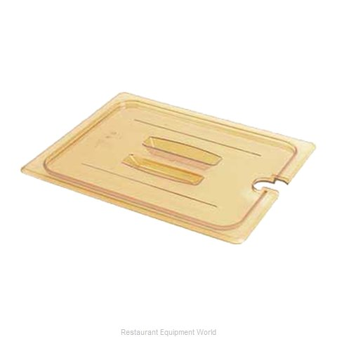 FMP 247-1249 Food Pan Cover Plastic (Magnified)