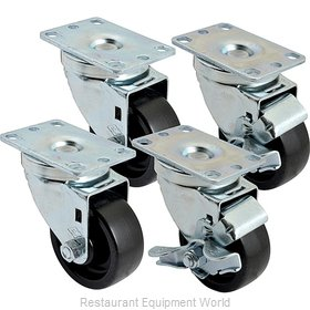 Franklin Machine Products 256-1398 Casters
