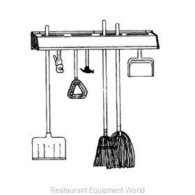 Franklin Machine Products 262-1068 Mop Broom Holder
