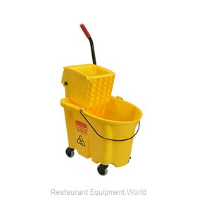 Franklin Machine Products 262-1123 Mop Bucket Wringer Combination